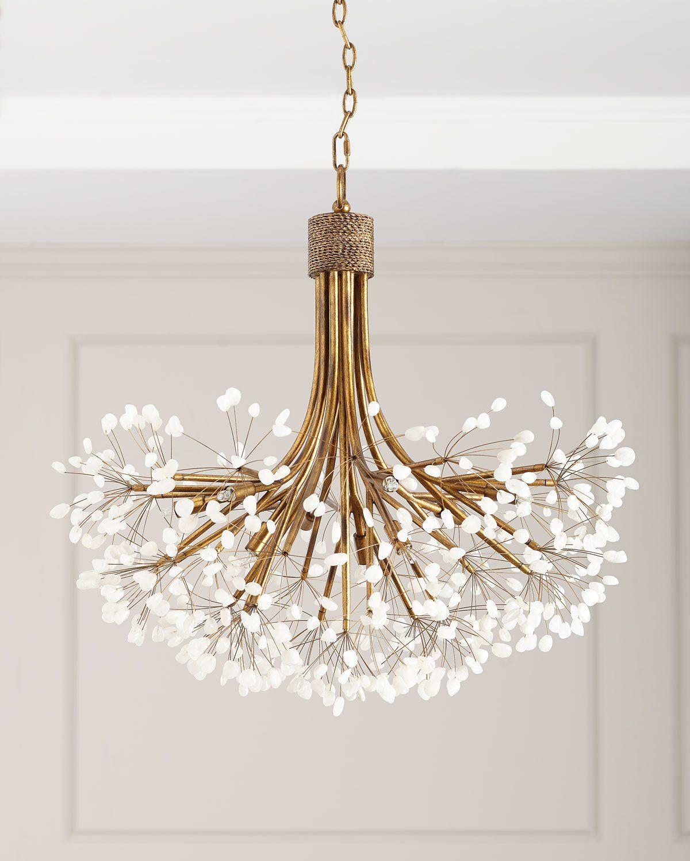 John richard collection quartz 9 light chandelier neiman marcus
