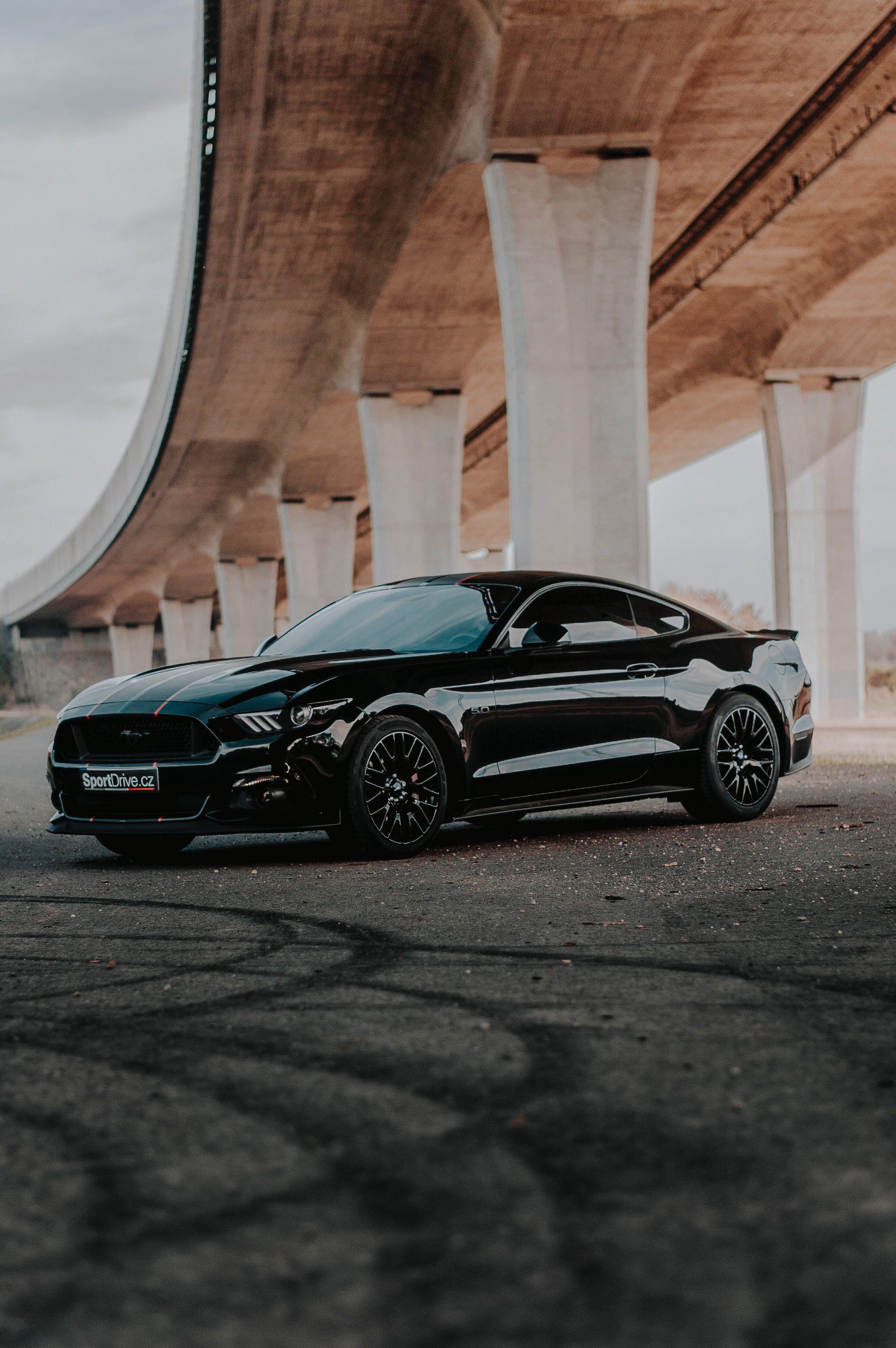 Pixabay Black Car Wallpaper Car Wallpapers Ford Mustang Wallpaper