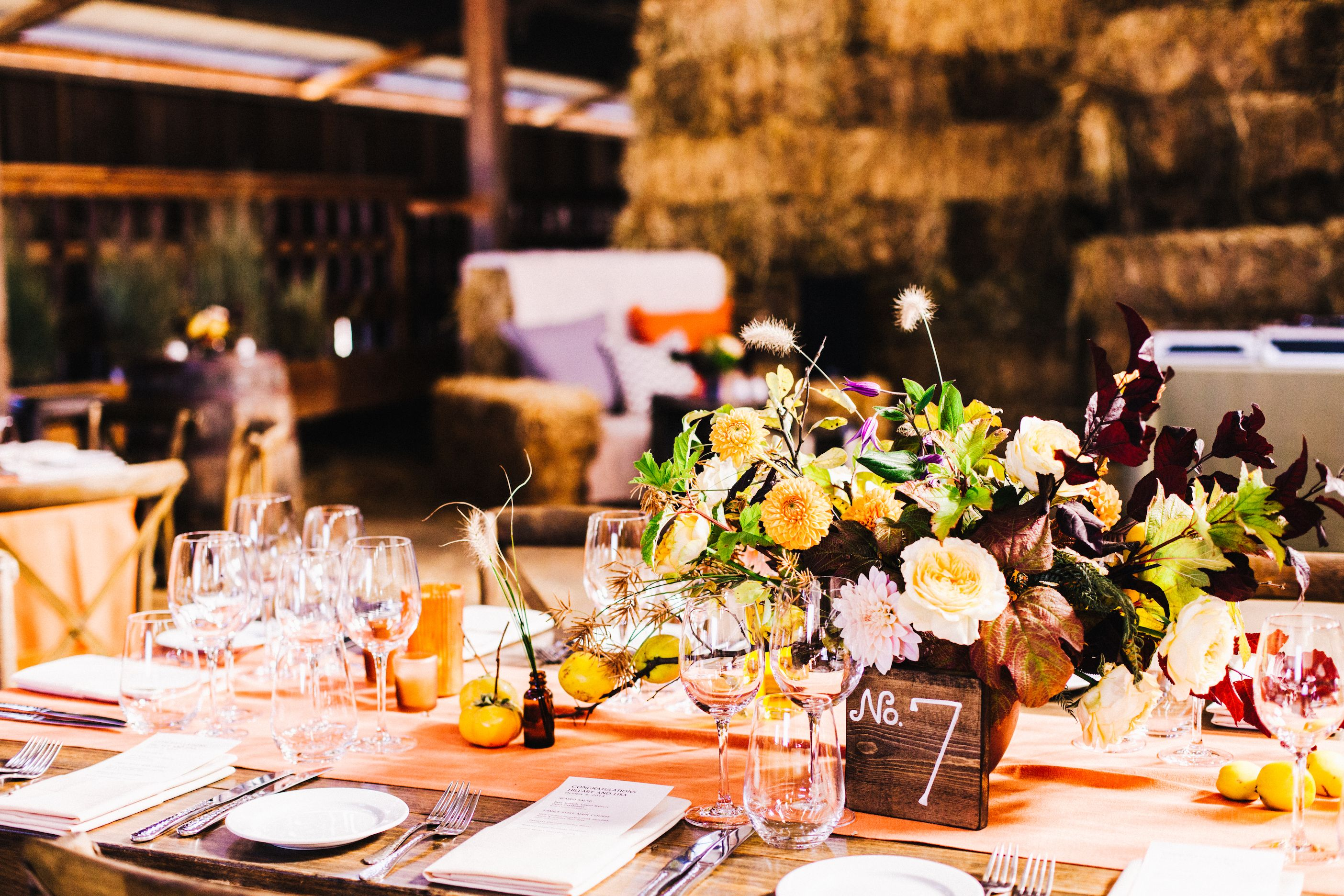 One of the most beautiful barn weddings ever ever we just loved