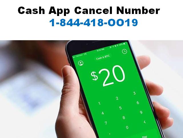 Cash App Customer service number 18444I80l9 tollfree