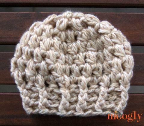 Buffi Crochet Beanie - free #crochet hat pattern in 3 sizes on ...