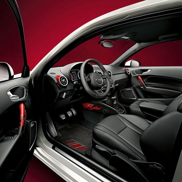 Audi A1 Competition Kit Eleven Audi A1 Audi Interior Audi
