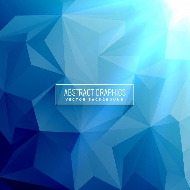 Free Abstract Blue Background Freebies