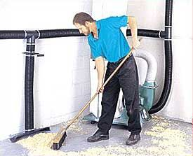 Dust Collection - OOh! Don't forget one of these when