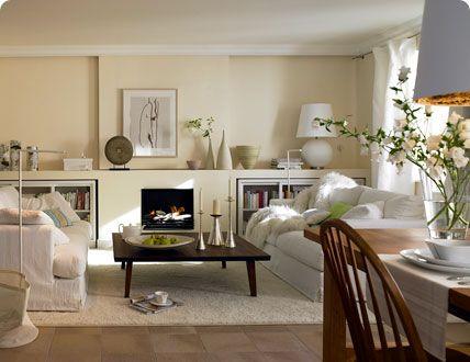 1000+ images about wohnbereich on Pinterest Modern tv wall units - wohnzimmerm amp ouml bel wei amp szlig landhaus