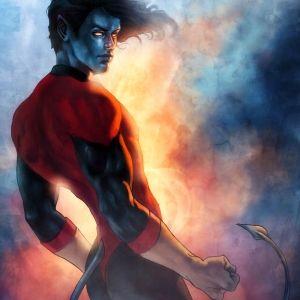 Nightcrawler (Kurt Wagner) Top 10 Hottest Male Superheroes