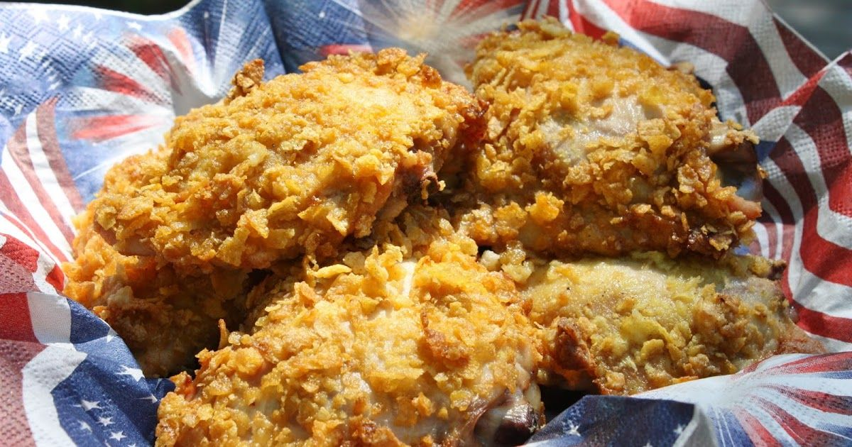 Best of Long Island and Central Florida: CREOLE OVEN FRIED CHICKEN THIGHS