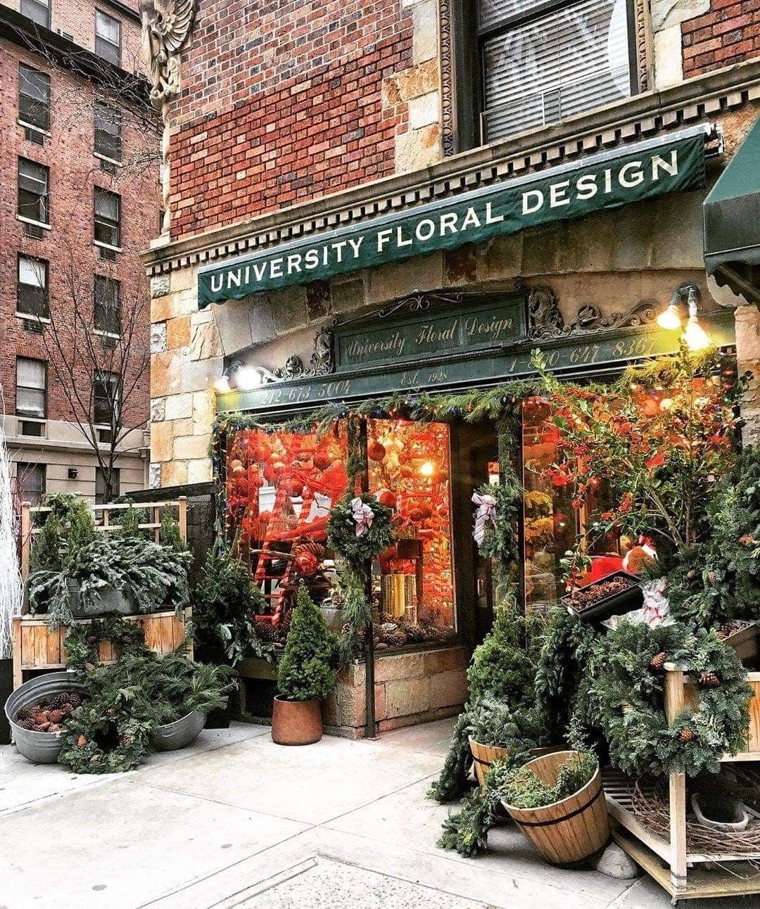 Pin by Andrea on A_new york Flower shop