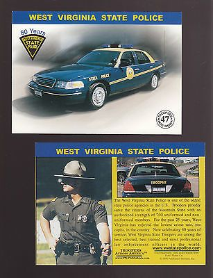 Pin On West Virginia State Police