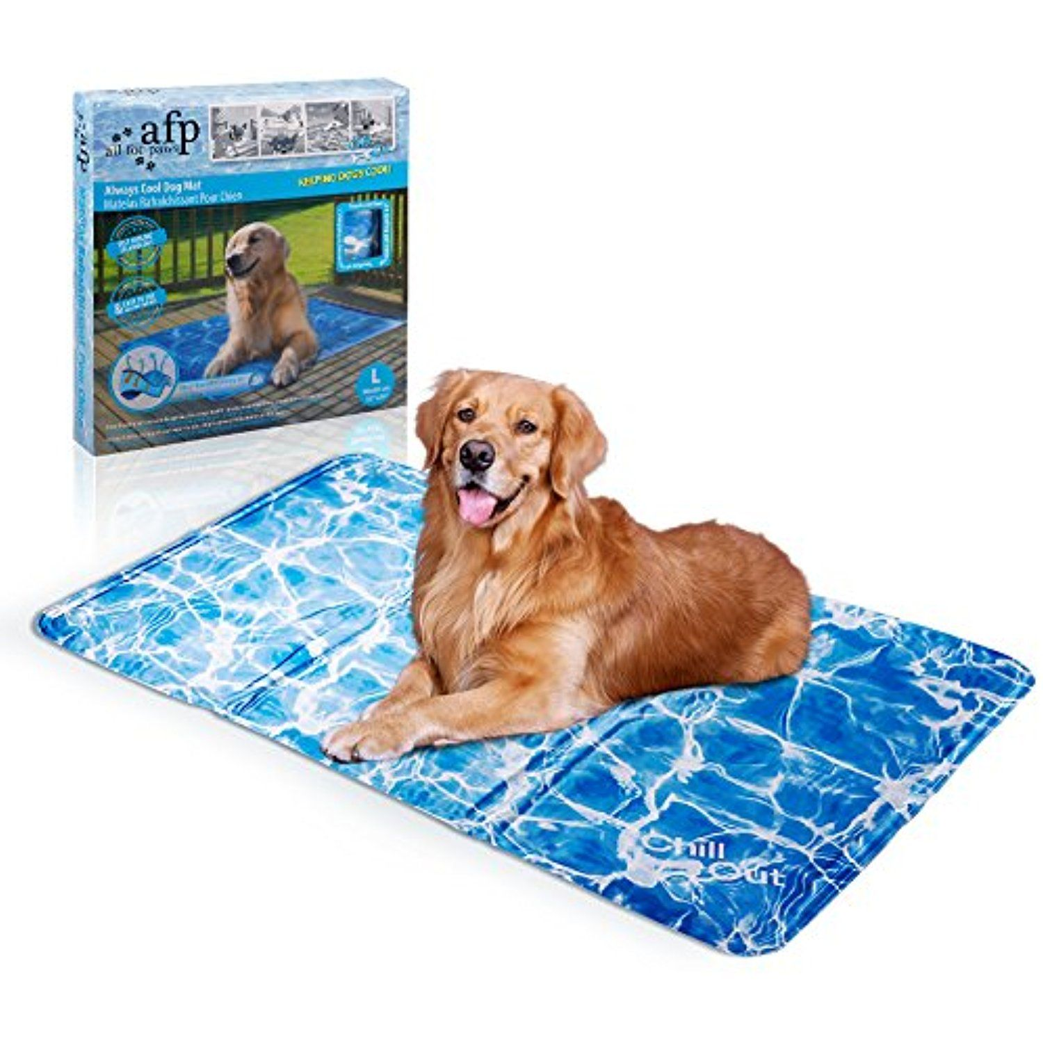 Pet Cooling Mat Dog Cooling Pad Self Cooling Cushion Keeping Pets Cool Summer Sleeping Mat L To View Further