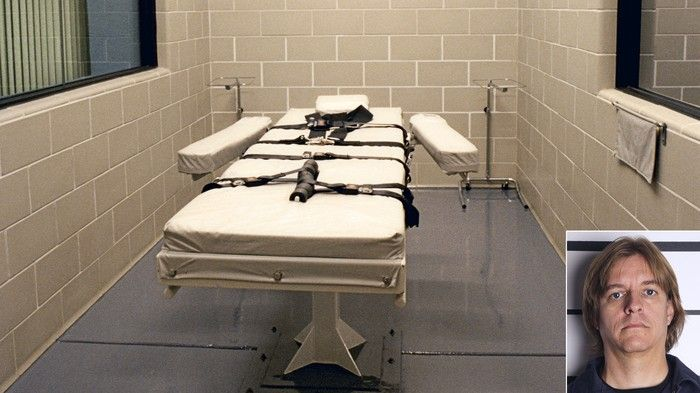 Death Row Inmate Dies Of Natural Causes 3 Days Into Execution | The Onion - America's Finest News Source