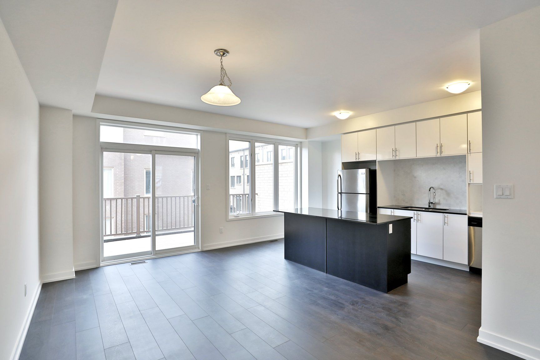 Open concept dining and kitchen Home buying, Home, Real