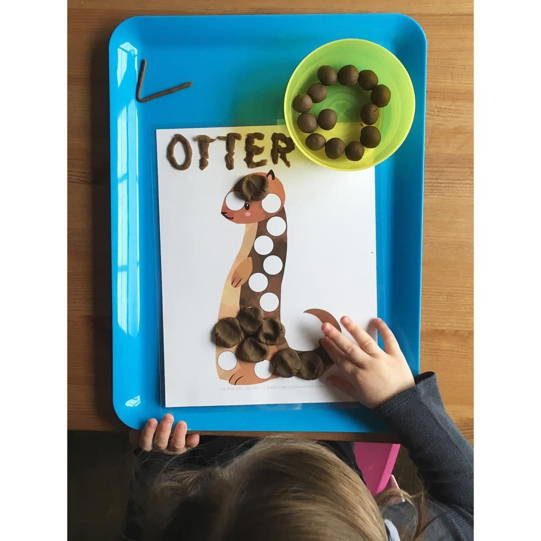 Do Unto Otters Do A Dot Pages With Images