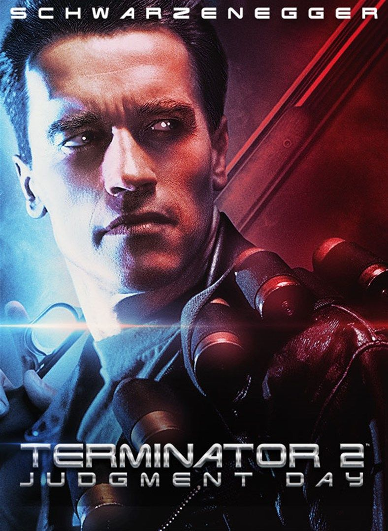 Terminator 2 Judgment Day 1991 Action Movie In 2020 Terminator Best Action Movies Terminator Movies