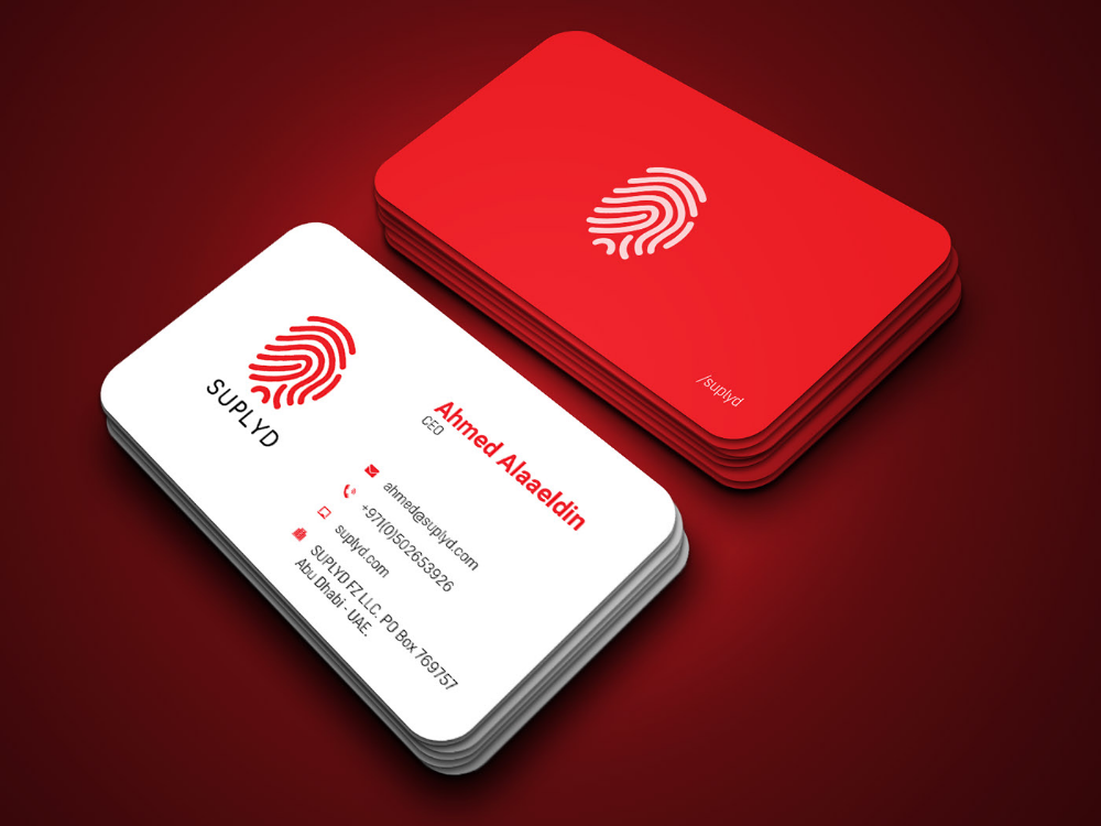 Business Card Design You Will Be Tired Of Scrolling On Behance In 2021 Free Business Card Design Business Card Design Red Business Cards