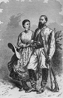 Lady Florenz Baker - Victorian Explorer