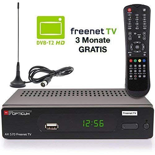 freenet tv pin