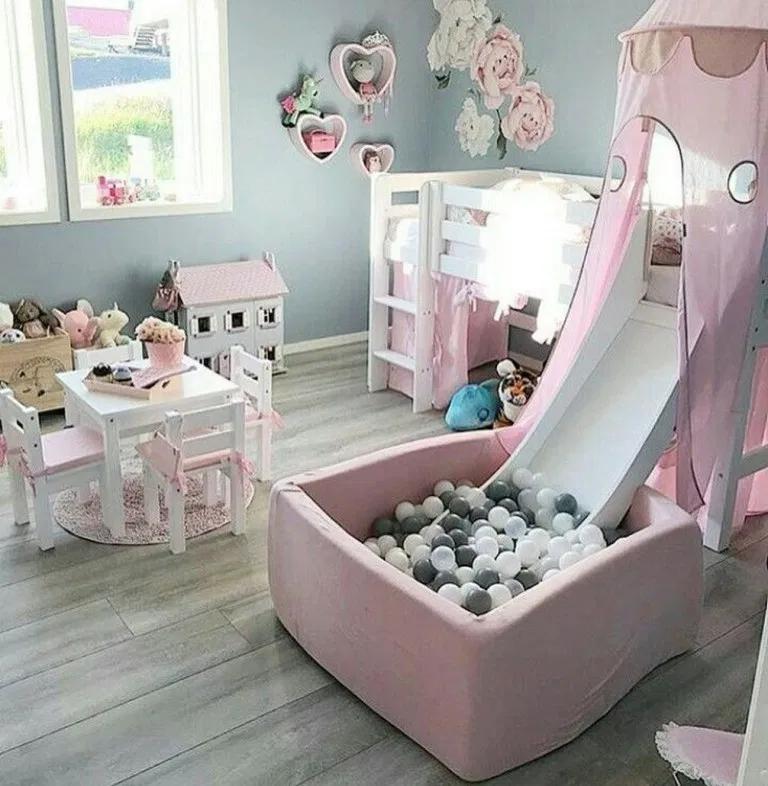 73+ Unique Playroom Storage Design Ideas ~ alvazz.com #dreamroomsforwomen