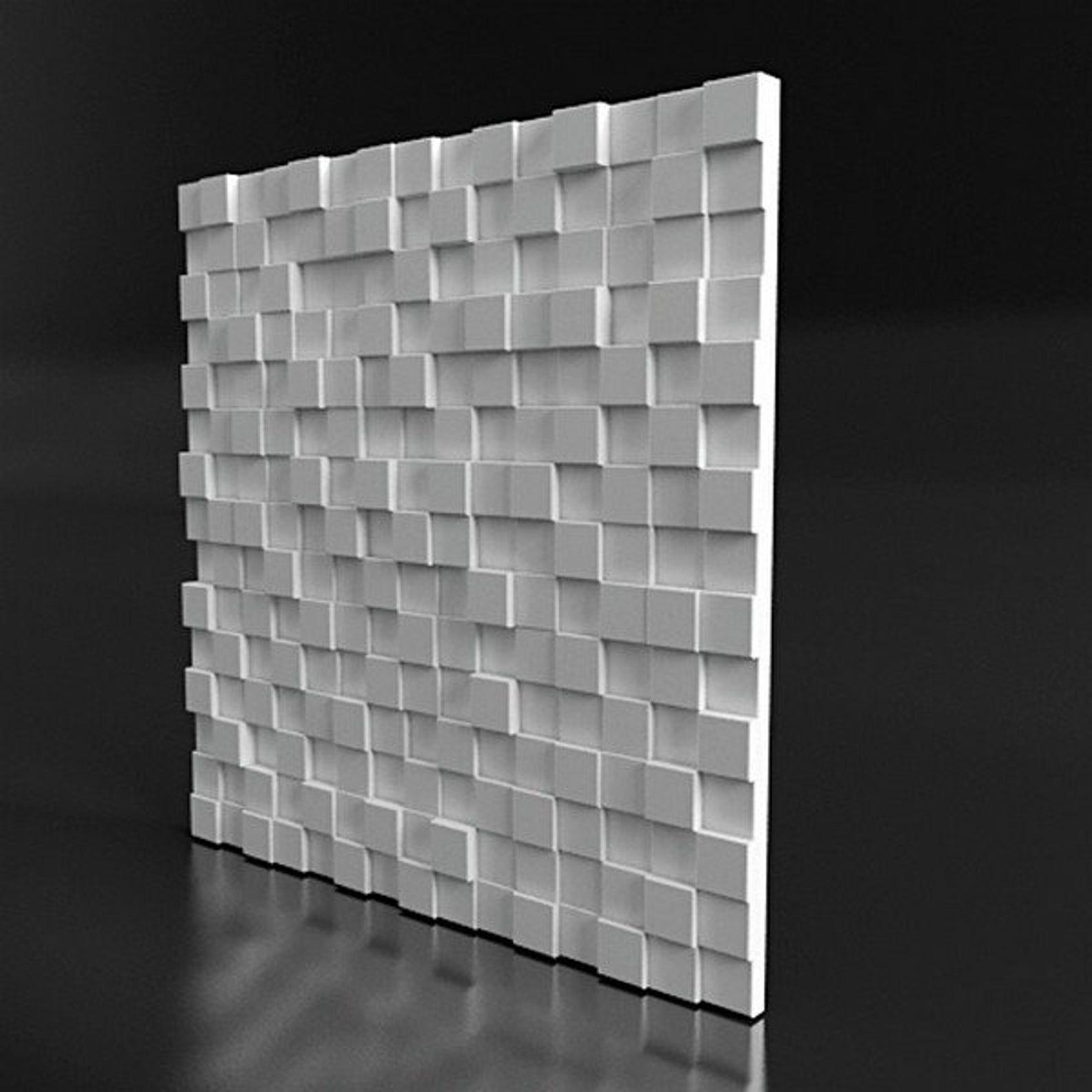 3d Wall Panels Decorative Wall 3d Panels Plastic Mold 3d Etsy In 2020 Wall Paneling Diy Plastic Wall Panels 3d Wall Panels