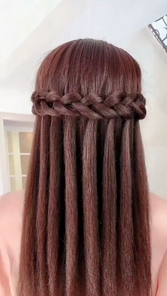 30+ Braids Hairstyle Idea & Quiffed Ponytail Hairstyle