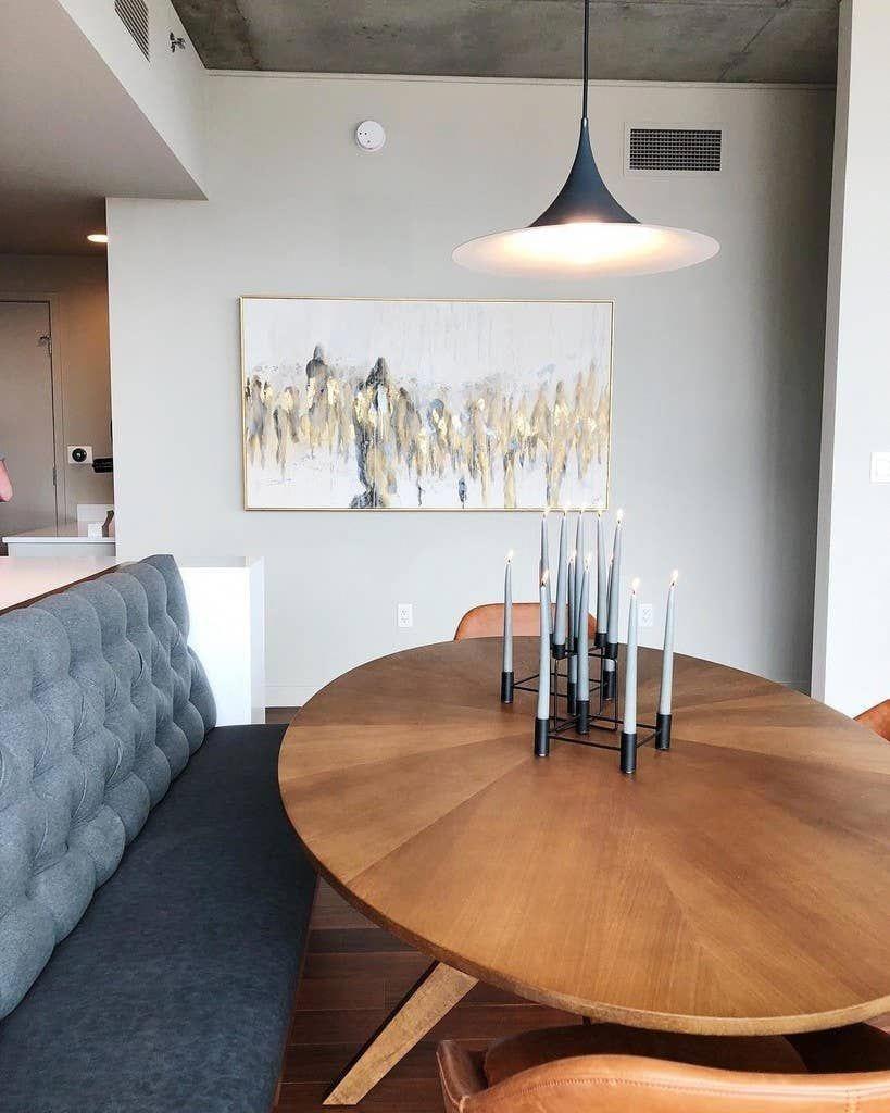 Dining Table Lazy Susan Turntable Furnitureclassic Diningtable
