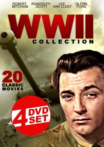 World War II Collection: 20 Classic Films (4 Disc Set