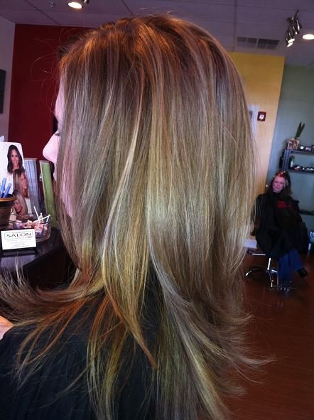Brunette Cut - Hairstyles and Beauty Tips