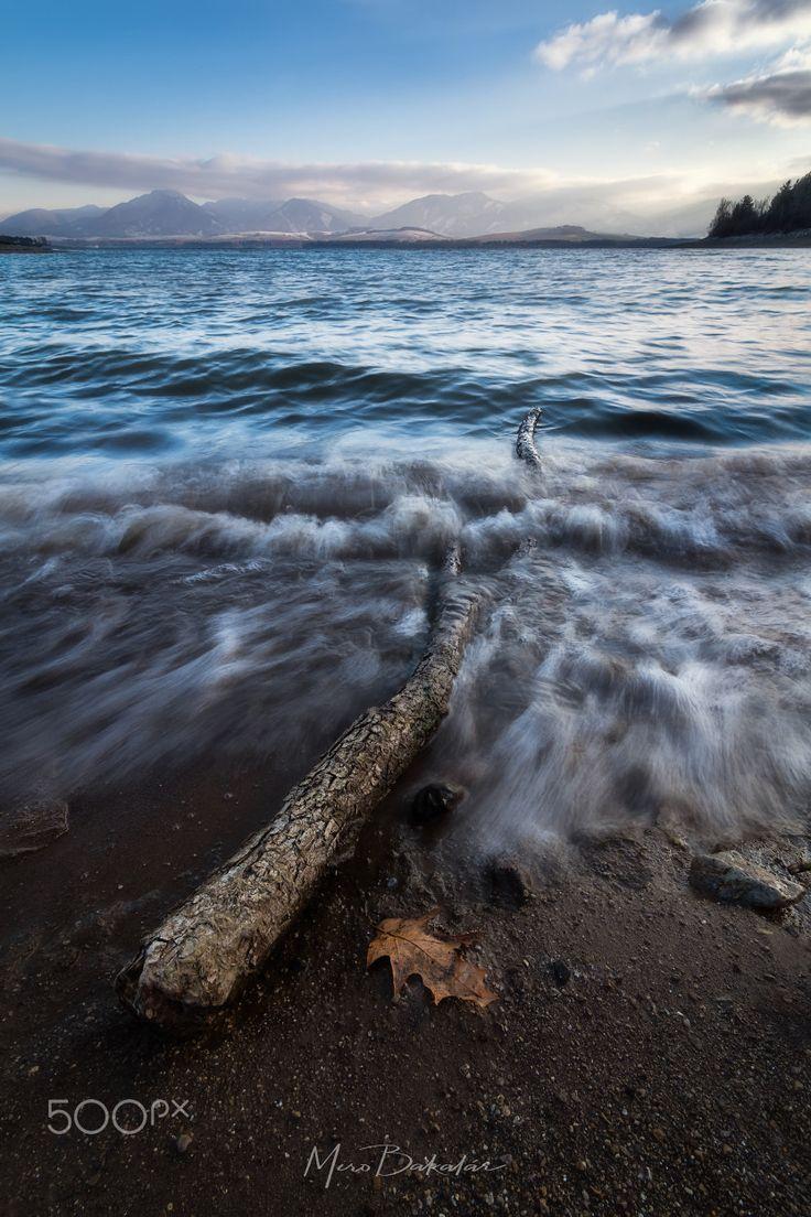 Waves by Miro Bakalár Facebook Instagram Landscape