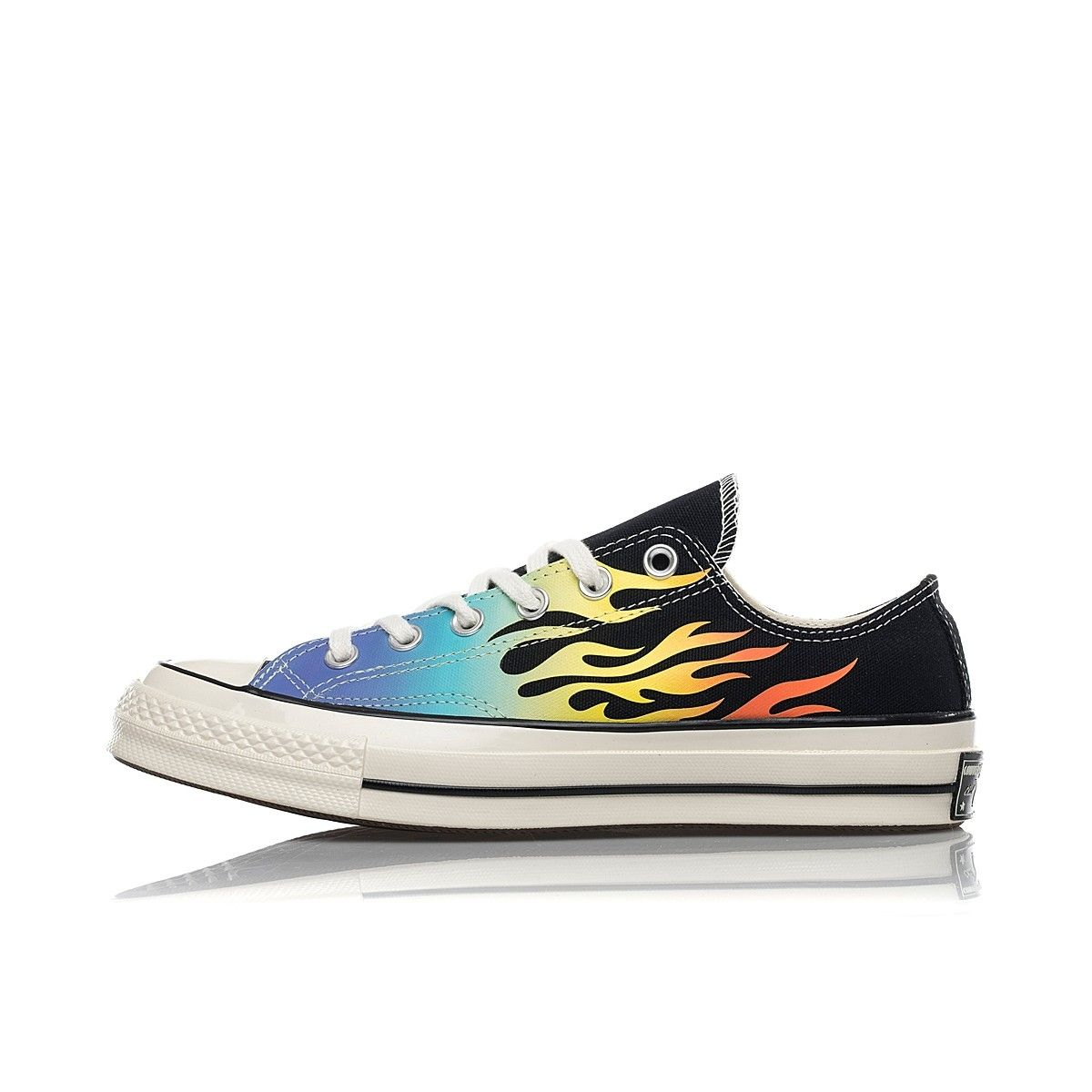 converse all star arancione