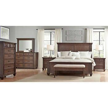 Andaluz 7-piece King Bedroom Set, $5,500 Costco | Home: Bedrooms ...