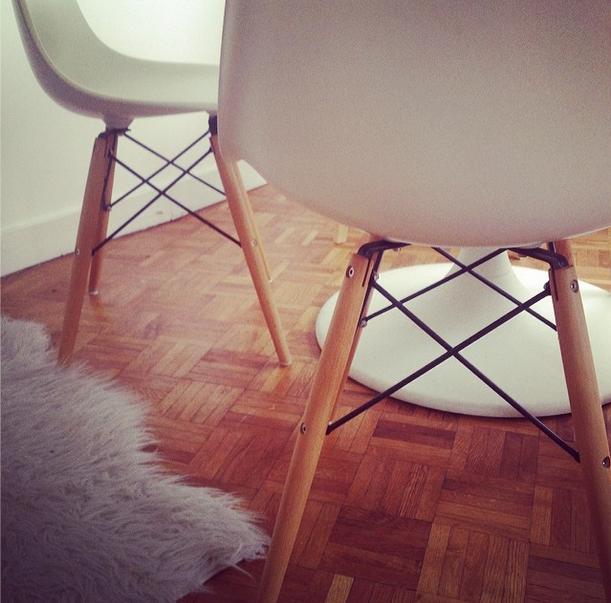 Eames #Eames #livingroom
