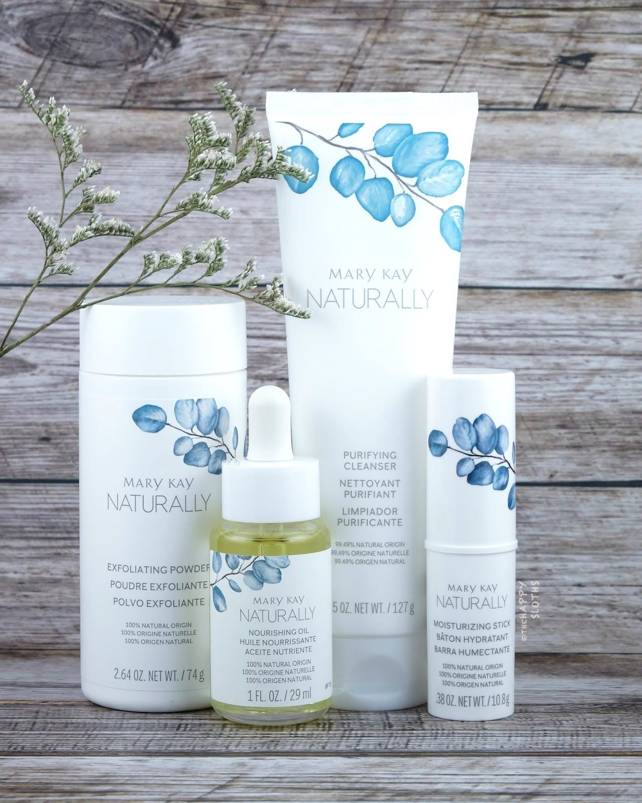 Mary Kay Naturally Skincare Collection Review In 2020 Mary Kay Botanical Effects Mary Kay Skin Care Mary Kay Starter Kit