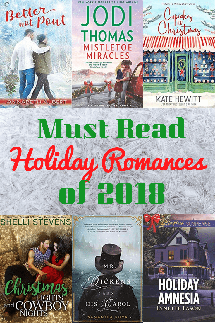 Must Read Holiday Romance Books Of 2018 Book Pinterest Books