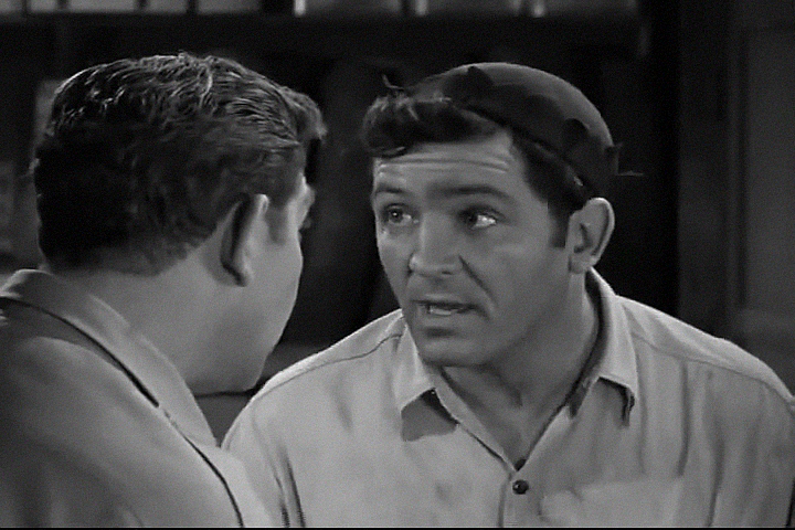 The Andy Griffith Show: Season 5, Episode 22 If I Had a Quarter Million Dollars (15 Feb. 1965), George Lindsey,