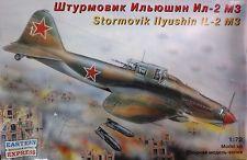 Eastern Express 1/72nd Scale Stormovik IIyushin IL-2 M3 Kit No. 72216