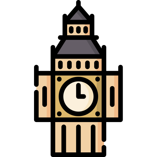 Big Ben Free Vector Icons Designed By Freepik Free Icons Easy Drawings Vector Free