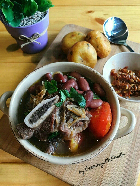 Sup Brenebon Masakan Makanan Dan Minuman Resep Masakan Indonesia