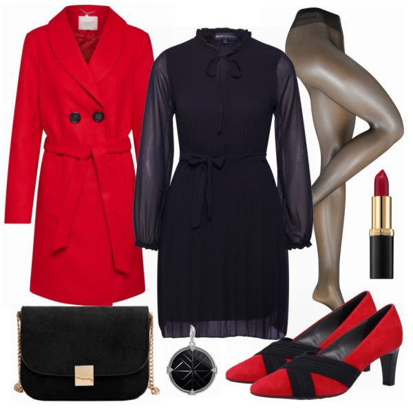 Abend Outfits: Mela London Kleid bei FrauenOutfits.de ...