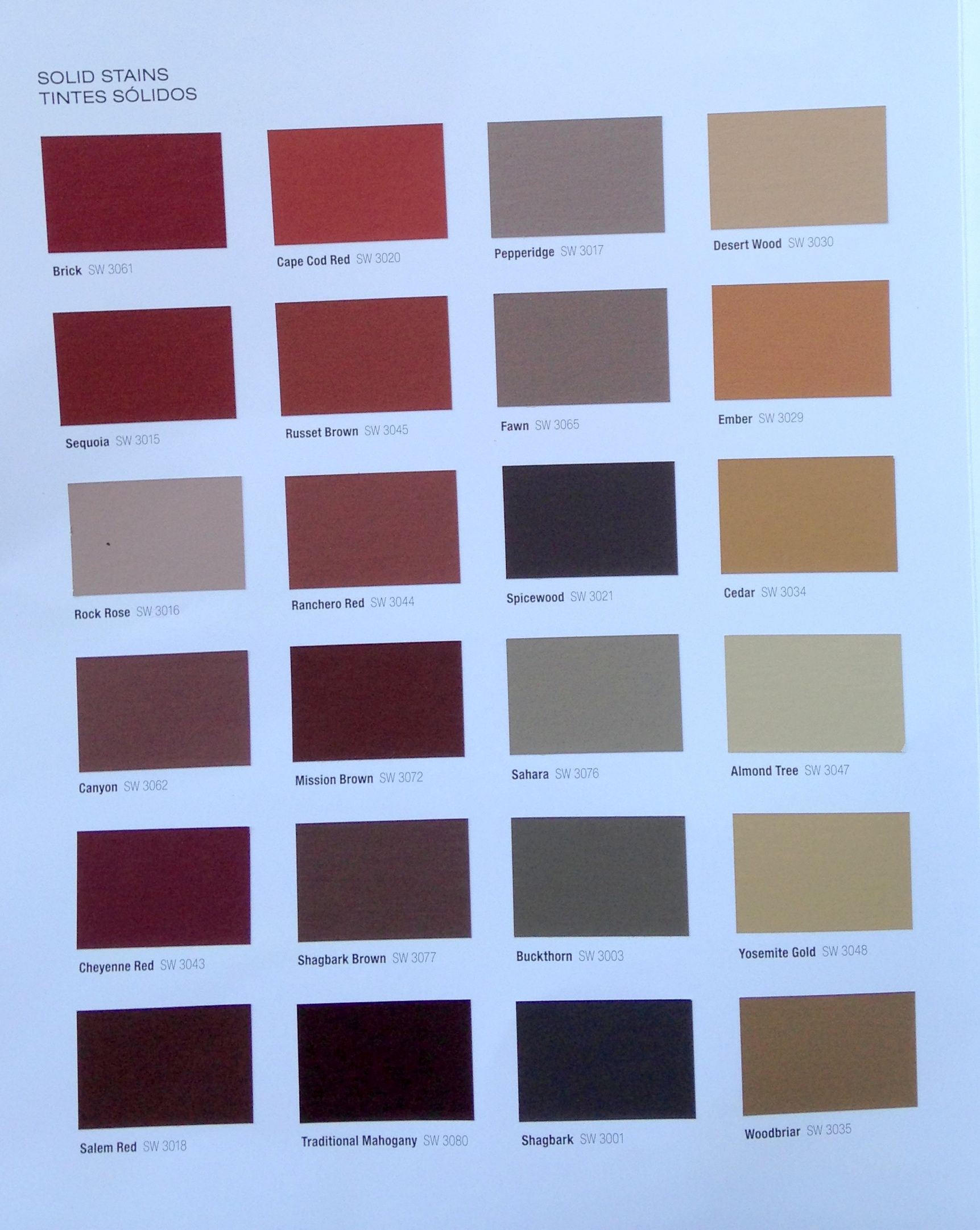 Sherwin Williams Solid Stains For Deck Fence Sherwin Williams Deck Paint Deck Paint Deck Paint Colors