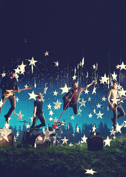 a sky full of stars coldplay coldplay pinterest