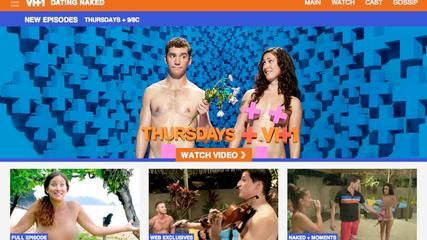 Dating Naked premiered on VH1 this week. It's a show were regular people who can't find love search for that special someone in the nude. Is this going to become the new normal?   Dating Naked: The Most Awkward Dating Experience Ever?  http://www.histreasuresandpresence.com/2014/07/dating-naked-most-awkward-dating.html