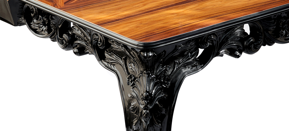 royal dining table exclusive furniture   modern dining room tables