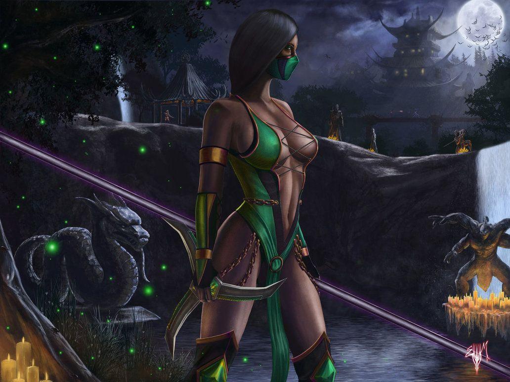 Mortal Kombat : Mileena 5 by DOOM4Rus on DeviantArt