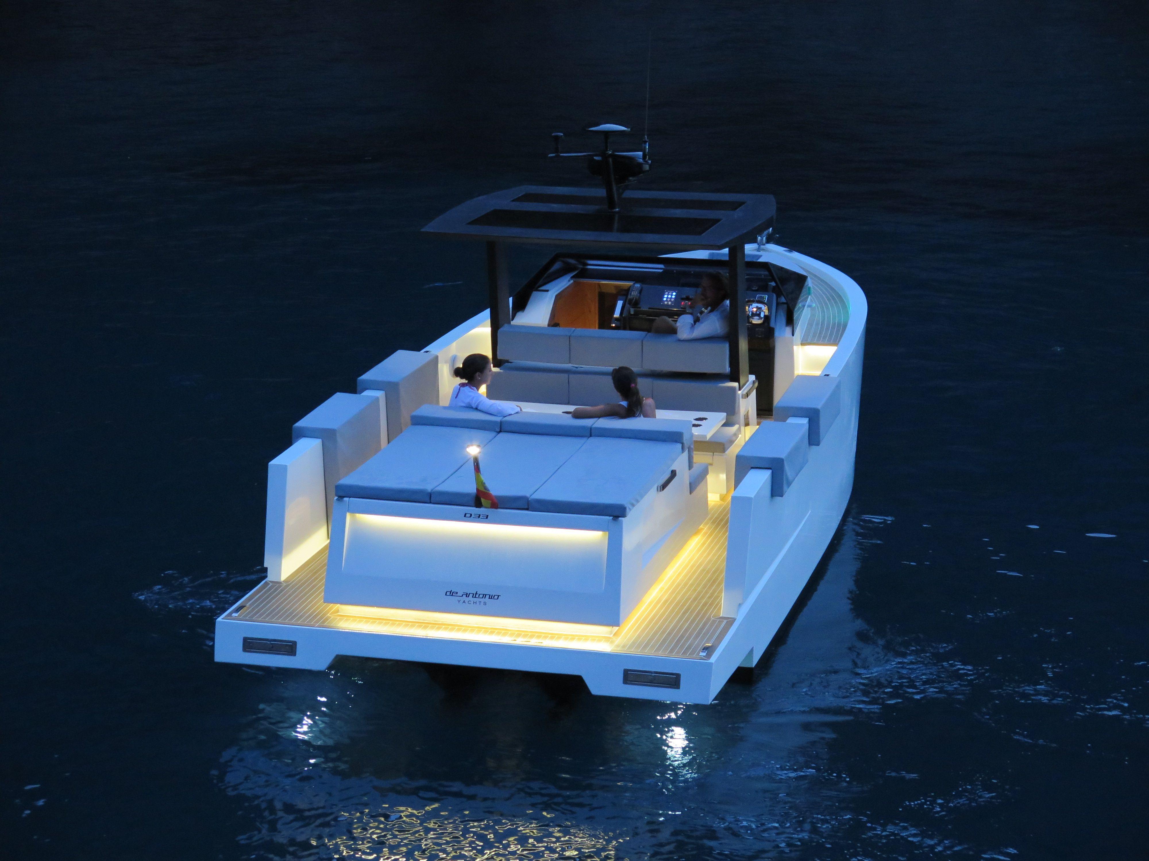 De antonio yachts d lighting design by ubica id cool shit