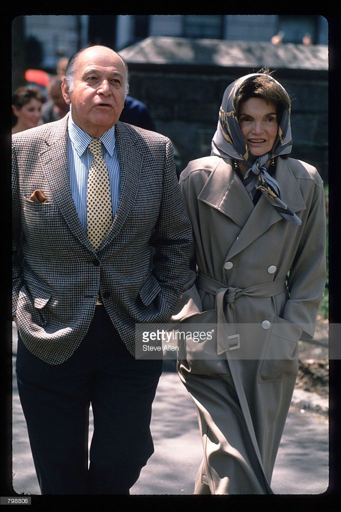 Former First Lady Jacqueline Kennedy  takes her first walk... News Photo | Getty Images