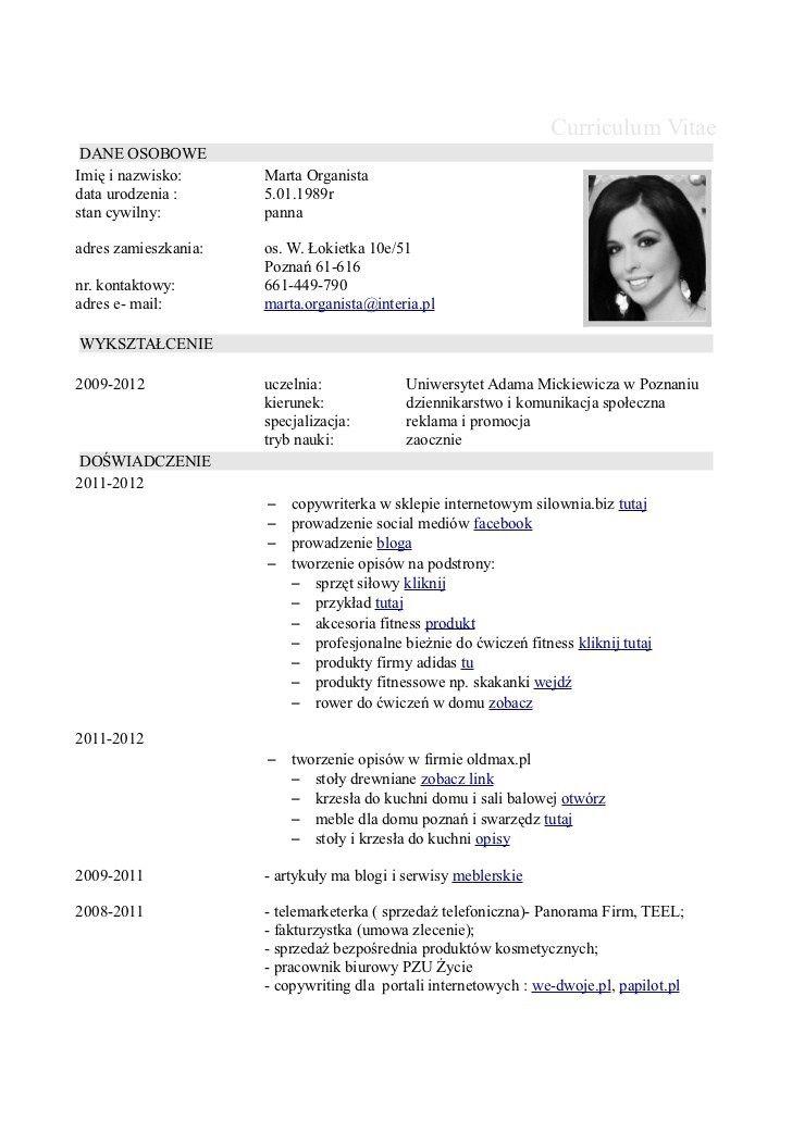 Curriculum Vitae Resume Cv Resume Resume Resume Cv Curriculum