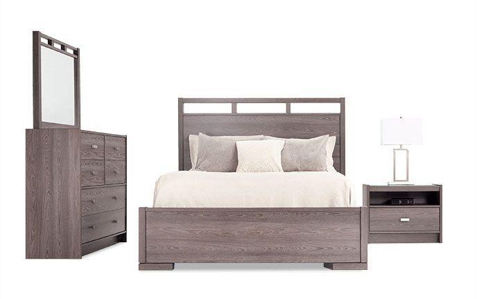Austin Bedroom Set | Bob\'s Discount Furniture #DiscountFurniture ...