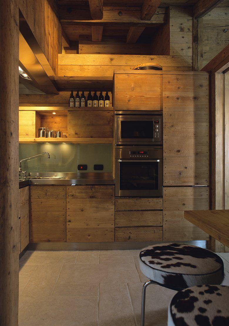 House in Cortina d' Ampezzo, Mario Mazzer Rifugi