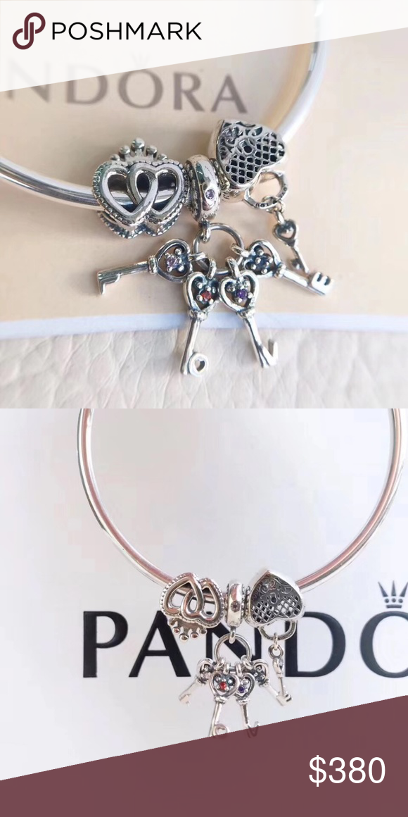 0a1b714d9 Pandora Silver bracelet Free Collocation High-quality charm bracelet in a  great price Selling as