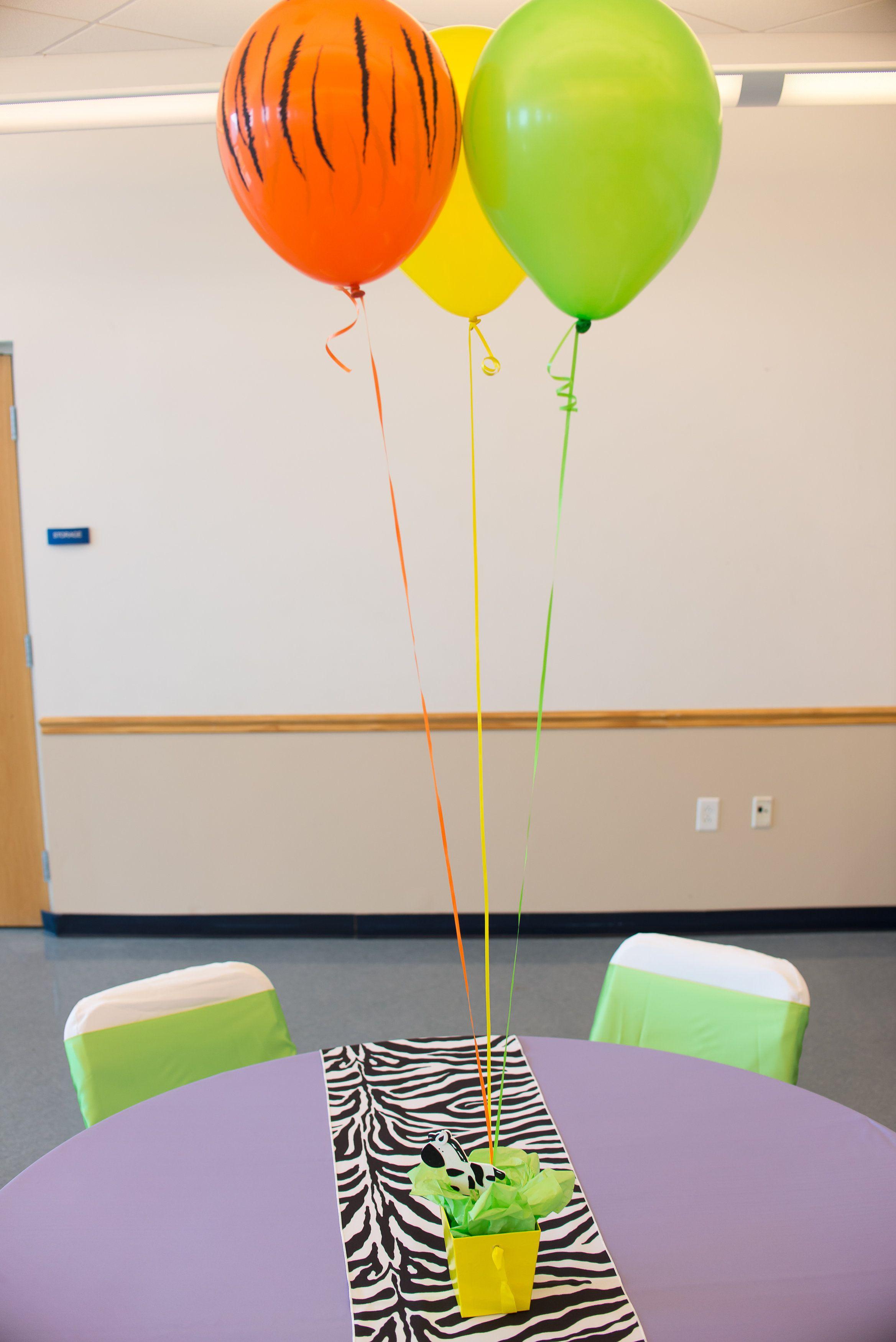 Events By Izzy Safari Theme Birthday Safari Birthday Safari Balloon